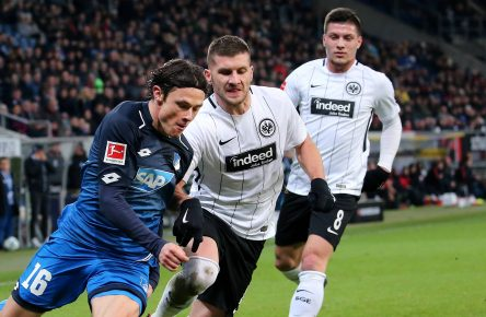 Schulz Rebic Jovic Hoffenheim Frankfurt Bundesliga Top Flop Cropped