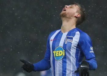 Arne Maier von Hertha BSC