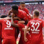 Die Comunio-Elf der Bundesliga-Saison 2018/19