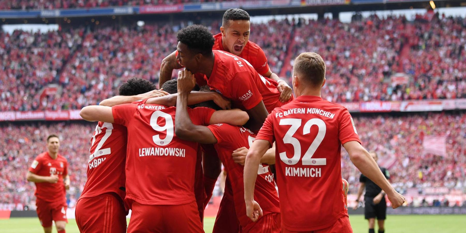 Deutscher Meister Bayern München