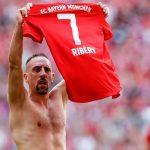 Die Top-Elf des 34. Spieltags: Ribéry sagt ganz laut Servus – zwei Hattrickschützen!