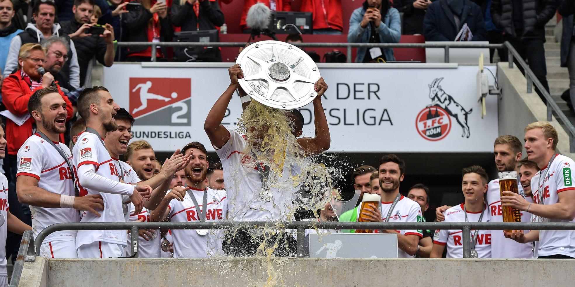 Nikolas Nartey vom 1. FC Köln