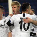 Frankfurt am Saisonende: Das ging gerade nochmal gut