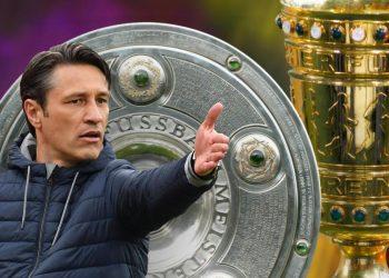 Niko Kovac jagt die Meisterschale und den DFB-Pokal
