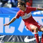 Viele Punkte für wenig Geld: Borna Sosa vom VfB Stuttgart