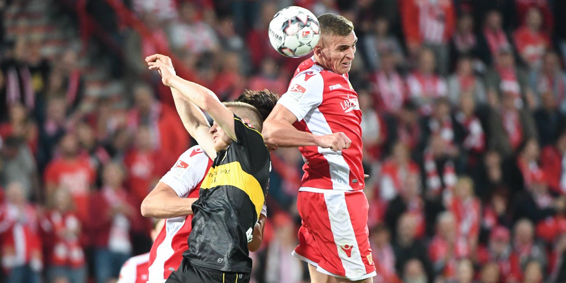 Union Berlin steigt in die Bundesliga auf