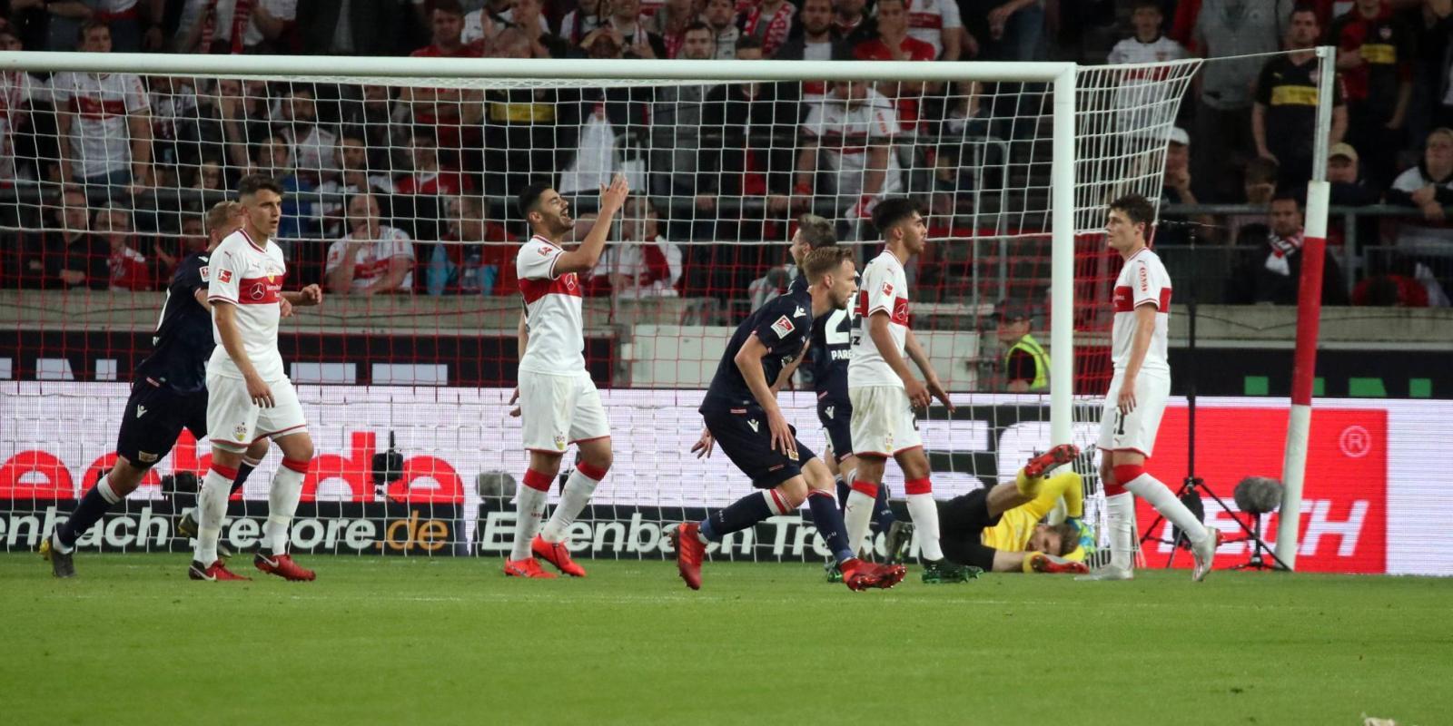 VfB Stuttgart 2:2 Union Berlin