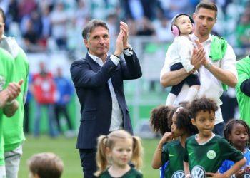 Bruno Labbadia führte den Vfl Wolfsburg in die Europa League