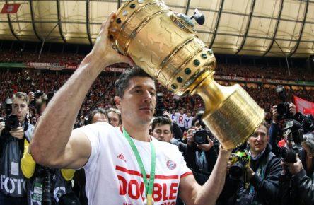 Robert Lewandowski war auch in dieser Saison das Nonplusultra bei Comunio.