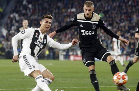 Sinkgraven Ajax Bayer Leverkusen Bundesliga Comunio Cristiano Ronaldo Cropped