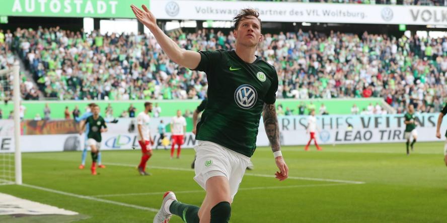 Wout Weghorst erzielte 197 Comunio-Punkte in dieser Saison