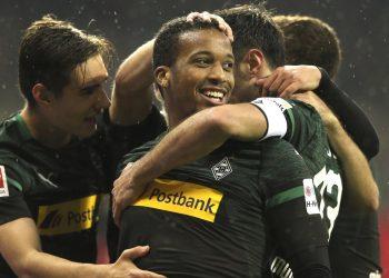 Alassane Plea von Borussia Mönchengladbach
