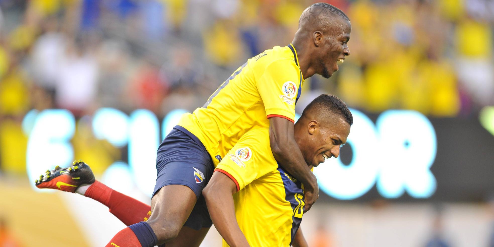 Antonio und Enner Valencia