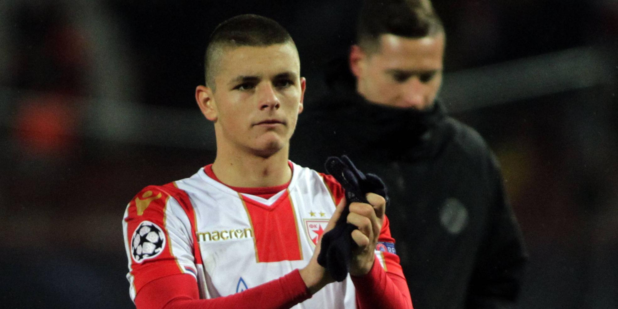 Dejan Joveljic wechselt aus Belgrad nach Frankfurt