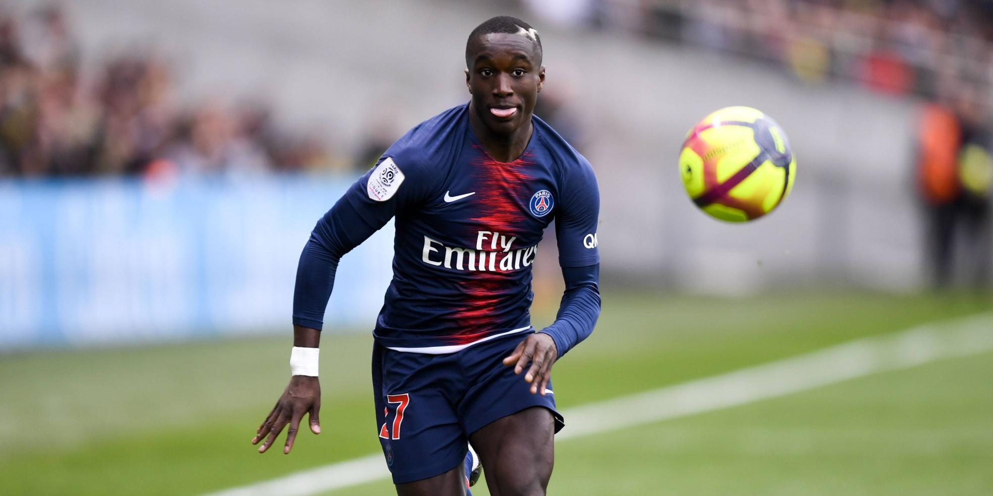 Moussa Diaby wechselt von PSG nach Leverkusen