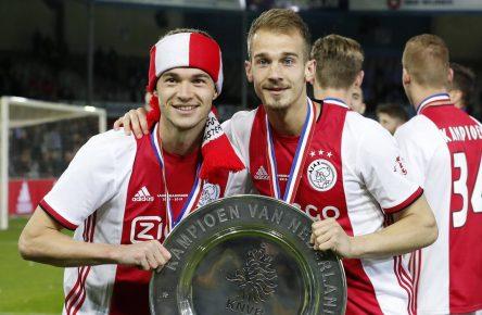 Daley Sinkgraven von Ajax Amsterdam