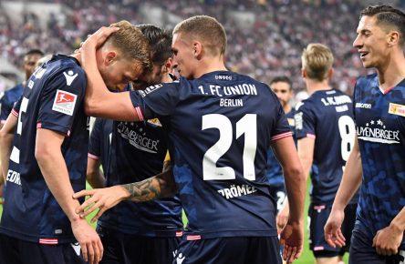 Union Berlin steigt auf