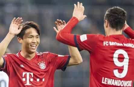 Woo-Yeong Jeong vom FC Bayern