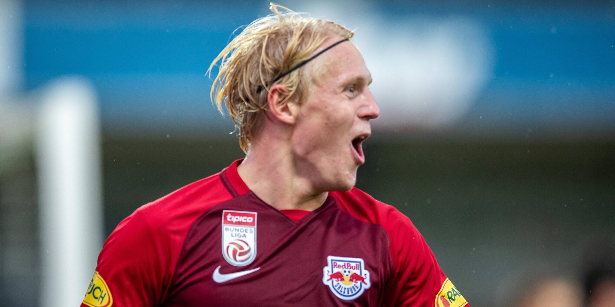 Xaver Schlager wechselt zum VfL Wolfsburg