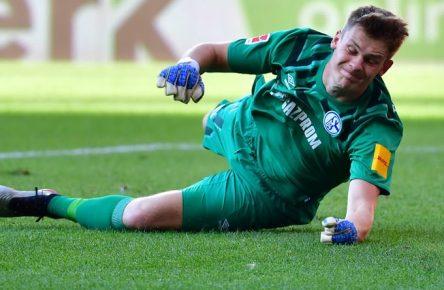Alexander Nübel (FC Schalke 04)