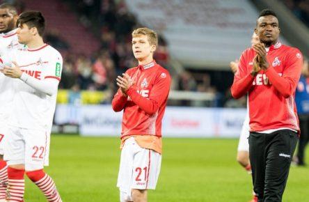 Jorge Mere, Vincent Koziello und Jhon Cordoba könnte in dieser Saison beim 1. FC Köln rocken.
