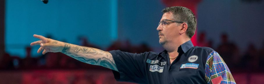 World Matchplay - Gary Anderson