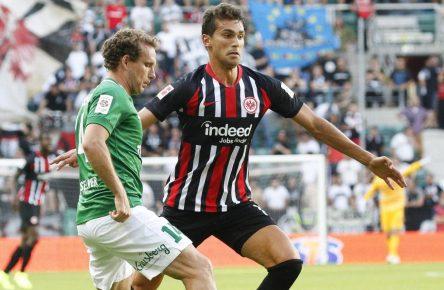 Lucas Torro von Eintracht Frankfurt