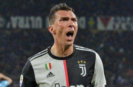 Mario Mandzukic von Juventus