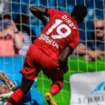 Testspiele am Samstag, Teil II: Torschütze Diaby, Doppelpacker Alario – Gladbach dreht Rückstand