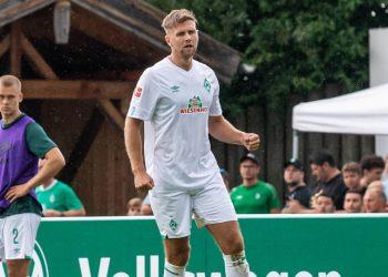Niclas Füllkrug trifft doppelt für Werder Bremen
