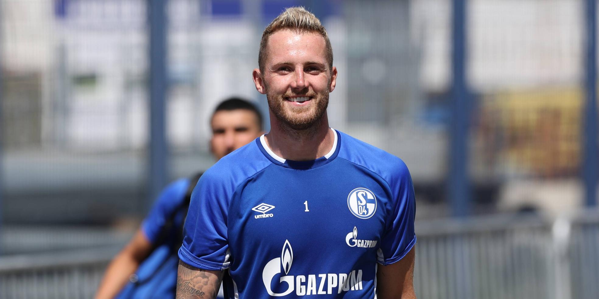 Ralf Fährmann vom FC Schalke 04