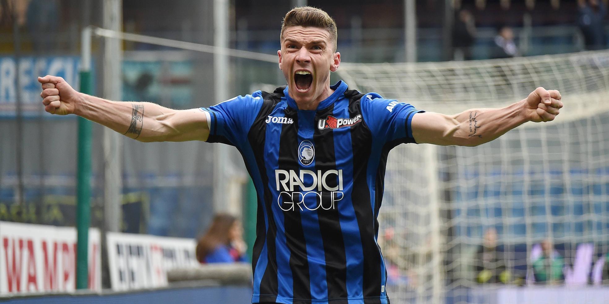 Robin Gosens steht von einem Wechsel von Atalanto Bergamo zum FC Schalke 04
