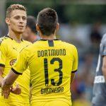 Testspiele am Samstag: Hazard und Brandt treffen bei BVB-Sieg – Thuram-Debüt für Gladbach