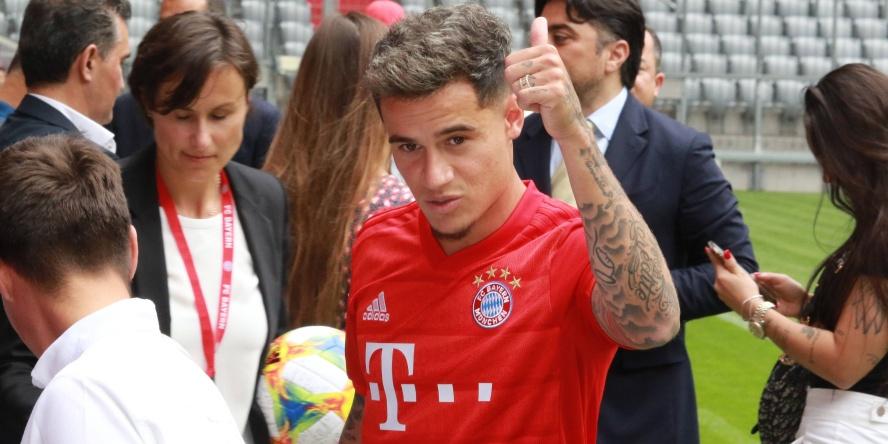 Philippe Coutinho verstärkt den FC Bayern.