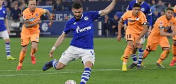 Daniel Caligiuri Elfmeter Schalke 04 Bundesliga Comunio Empfehlung Cropped(1)