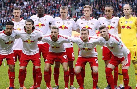 Leipzig Teamfoto 201920 Saison Bundesliga Comunio