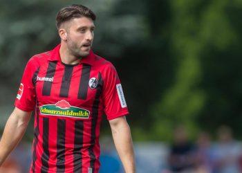 Brandon Borrello vom SC Freiburg