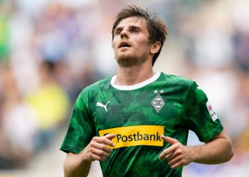 Jonas Hofmann von Borussia Mönchengladbach