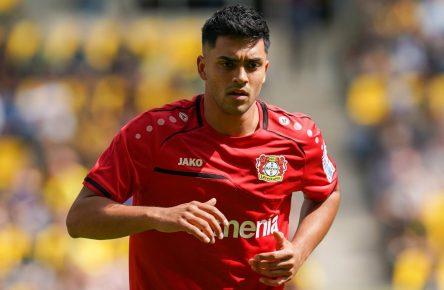 Nadiem Amiri von Bayer Leverkusen
