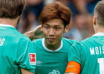 Yuya Osako von Werder Bremen
