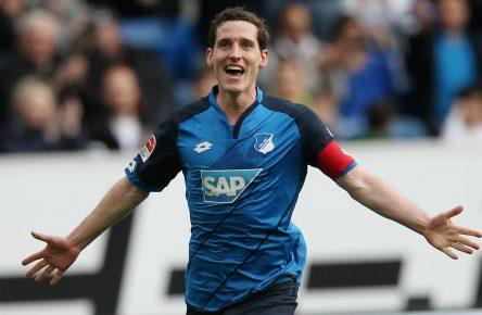 Sebastian Rudy ist zurück in Hoffenheim
