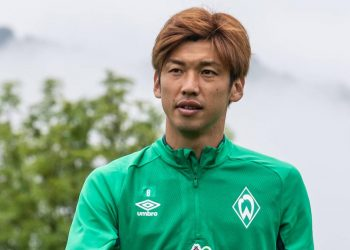 Yuya Osako vom SV Werder Bremen