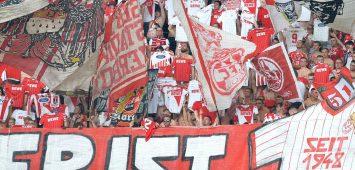 Die Fans des 1. FC Köln