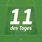 Die Top-Elf des 7. Spieltags: Alario und Kruse machen's schon wieder – ein Dortmunder, kein Bayer