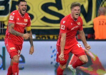 Marius Bülter (r.) ist so etwas wie die Comunio-Überraschung der Saison.