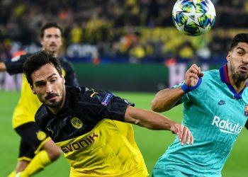 Mats Hummels lieferte gegen den FC Barcelona eine herausragende Leistung ab.