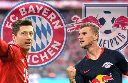 Am 3. Spieltag trffit RB Leipzig auf den FC Bayern München.