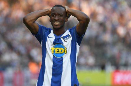 Dodi Lukebakio von Hertha BSC