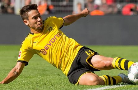 Raphael Guerreiro von Borussia Dortmund