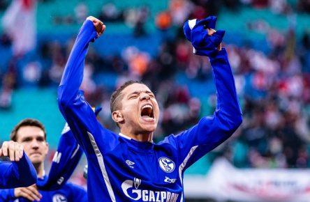 Amine Harit Schalke 04 Comunio Cropped